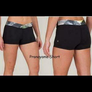 Lulu Pranayama Tight Shorts